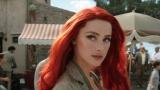映画『アクアマン』赤い髪が特徴のメラ(アンバー・ハード)(C)2019 Warner Bros. Ent. All Rights Reserved TM & (C) DC Comics