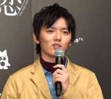 『1ページの恋』バレンタイン直前スペシャルイベントに出席した濱田龍臣 (C)ORICON NewS inc.