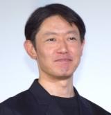 映画『洗骨』公開記念舞台あいさつに登壇した筒井道隆