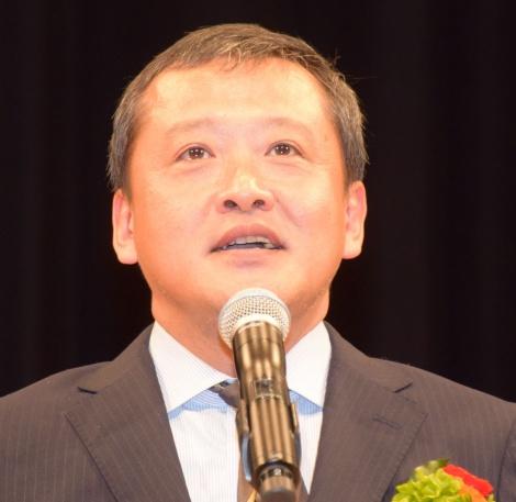 『2018年 第92回キネマ旬報ベスト・テン』表彰式に出席した川瀬陽太 (C)ORICON NewS inc.