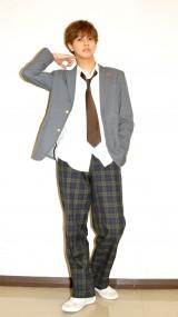 日本テレビ系連続ドラマ『3年A組−今から皆さんは、人質です−』に出演中の片寄涼太(GENERATIONS from EXILE TRIBE) (C)ORICON NewS inc.