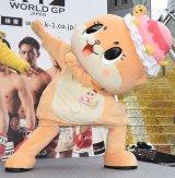 『「K'FESTA.2」3.10さいたま大会サンテンイチゼロK-1』トークショーに出席したちぃたん☆ (C)ORICON NewS inc.