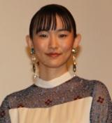 『21世紀の女の子』公開記念舞台あいさつに登壇した木下あかり (C)ORICON NewS inc.