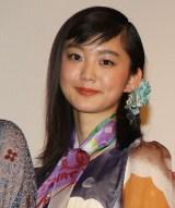 『21世紀の女の子』公開記念舞台あいさつに登壇した堀春菜 (C)ORICON NewS inc.