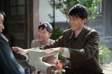 連続テレビ小説『まんぷく』戦後、困窮していた頃の福子と萬平(C)NHK
