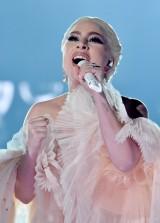『第61回グラミー賞』(日本時間2月11日午前から発表)でパフォーマンスを行うレディー・ガガ(C)Getty Images