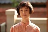 第16週。家を差し押さえられた福子を心配してやってきた敏子(松井玲奈)(C)NHK