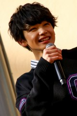2ndアルバム『Time Capsule』発売記念イベントでのM!LK・琉弥 撮影:小坂茂雄