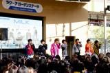 2ndアルバム『Time Capsule』発売記念イベントを開催したM!LK 撮影:小坂茂雄