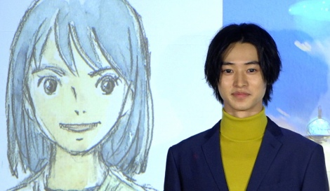 画像写真 山崎賢人声優初挑戦にまさかアニメ映画二ノ国