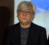 アニメーション映画『二ノ国』製作発表会見に出席した百瀬義行監督 (C)ORICON NewS inc.