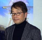アニメーション映画『二ノ国』製作発表会見に出席した小岩井宏悦氏 (C)ORICON NewS inc.