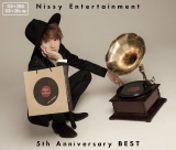 Nissyの初ベストアルバム『Nissy Entertainment 5th Anniversary BEST』
