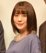 ミュージカル『ハル』製作発表記者会見に出席した北乃きい (C)ORICON NewS inc.