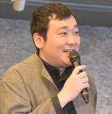 焼酎『となりのおくさん』シリーズ販売開始記念イベントに出席したグランジ・大 (C)ORICON NewS inc.
