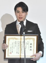 『ベストフンドシストアワード2018』で大賞を受賞した平成ノブシコブシ・吉村崇 (C)ORICON NewS inc.