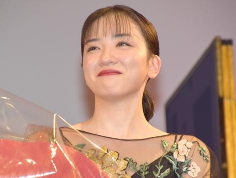 『2019年エランドール賞』で新人賞を受賞した永野芽郁 (C)ORICON NewS inc.