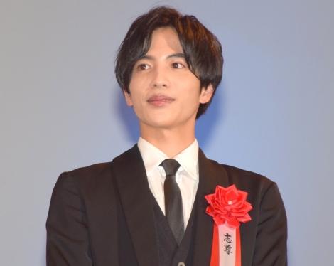 『2019年エランドール賞』で新人賞を受賞した志尊淳 (C)ORICON NewS inc.