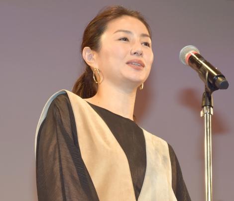 『2019年エランドール賞』授賞式に出席した井川遥 (C)ORICON NewS inc.