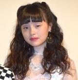 オムニバス映画『21世紀の女の子』公開記念舞台あいさつに登壇したモトーラ世理奈 (C)ORICON NewS inc.