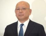 上野広治日本水泳連盟副会長 (C)ORICON NewS inc.