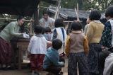 映画『あの日のオルガン』より子どもたちとのやりとり満載の場面写真解禁(C)2018「あの日のオルガン」製作委員会