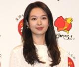 ガスト『ブランド戦略&新CM戦略披露会』に出席した森絵梨佳 (C)ORICON NewS inc.