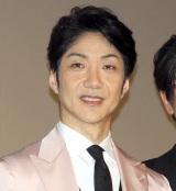 映画『七つの会議』大ヒット御礼舞台あいさつに出席した野村萬斎 (C)ORICON NewS inc.