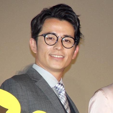 映画『七つの会議』大ヒット御礼舞台あいさつに出席した藤森慎吾 (C)ORICON NewS inc.