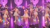 『UNIDOL 2018-2019 Winter supported by Sammy』でミニライブを行った=LOVE