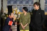 (左から)岡村隆史、二階堂ふみ、GACKT(C)日本テレビ
