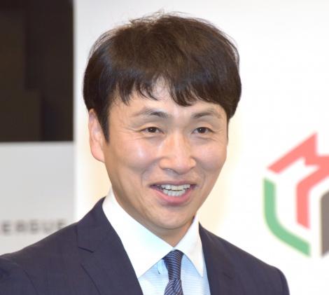 『Mリーグ』2018年度ファイナルシリーズ記者会見に出席した児嶋一哉