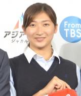 応援や支援に感謝を述べた競泳・池江璃花子選手 (C)ORICON NewS inc.