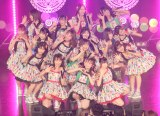 『UNIDOL 2018-2019 Winter supported by Sammy』決勝戦にサプライズ登場したSKE48 (C)ORICON NewS inc.