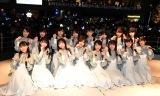 2ndシングル「風を待つ」発売記念イベントを開催したSTU48 (C)ORICON NewS inc.
