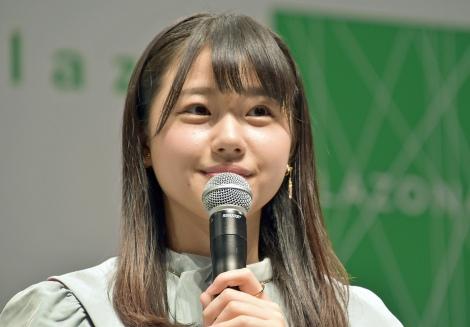 瀧野由美子=STU48 2ndシングル「風を待つ」発売イベント (C)ORICON NewS inc.