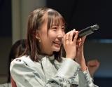 薮下楓=STU48 2ndシングル「風を待つ」発売イベント (C)ORICON NewS inc.