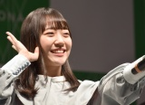 土路生優里=STU48 2ndシングル「風を待つ」発売イベント (C)ORICON NewS inc.