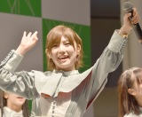 2ndシングル「風を待つ」発売イベントに登場した岡田奈々 (C)ORICON NewS inc.