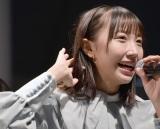 2ndシングル「風を待つ」発売イベントに登場した薮下楓 (C)ORICON NewS inc.