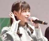 2ndシングル「風を待つ」発売イベントに登場した岩田陽菜 (C)ORICON NewS inc.