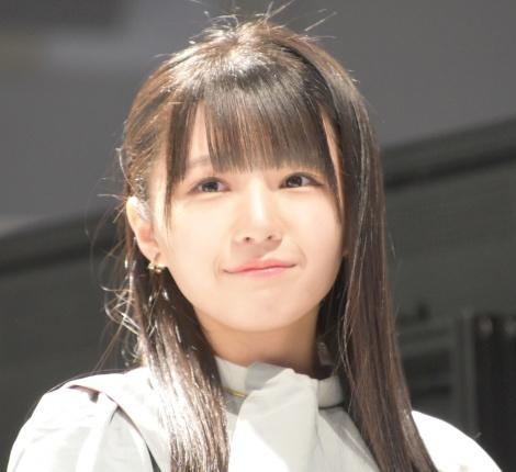 2ndシングル「風を待つ」発売イベントに登場した市岡愛弓 (C)ORICON NewS inc.