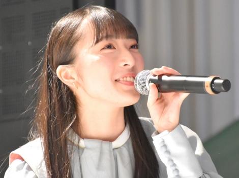 2ndシングル「風を待つ」発売イベントに登場した今村美月 (C)ORICON NewS inc.