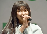 2ndシングル「風を待つ」発売イベントに登場した門脇実優菜 (C)ORICON NewS inc.