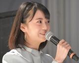 2ndシングル「風を待つ」発売イベントに登場した田中皓子 (C)ORICON NewS inc.