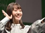 2ndシングル「風を待つ」発売イベントに登場した土路生優里 (C)ORICON NewS inc.