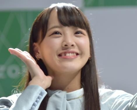 2ndシングル「風を待つ」発売イベントに登場した福田朱里 (C)ORICON NewS inc.