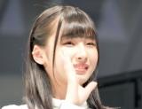 2ndシングル「風を待つ」発売イベントに登場した沖侑果 (C)ORICON NewS inc.
