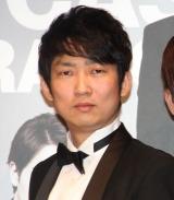 舞台『熱海殺人事件 LAST GENERATION46』制作発表会に出席したNON STYLE・石田明 (C)ORICON NewS inc.