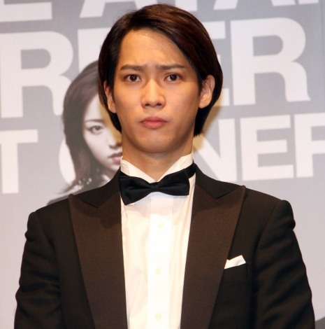 舞台『熱海殺人事件 LAST GENERATION46』制作発表会に出席した味方良介 (C)ORICON NewS inc.